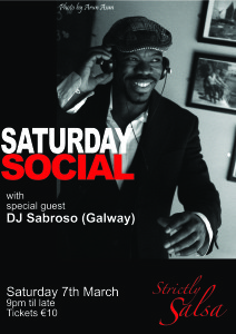 saturday social sabroso 1 layer